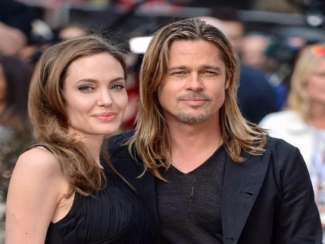 Angelina Jolie Brad Pitt divorzio smentita
