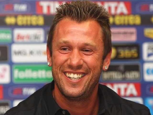 Antonio Cassano Grande fratello Vip