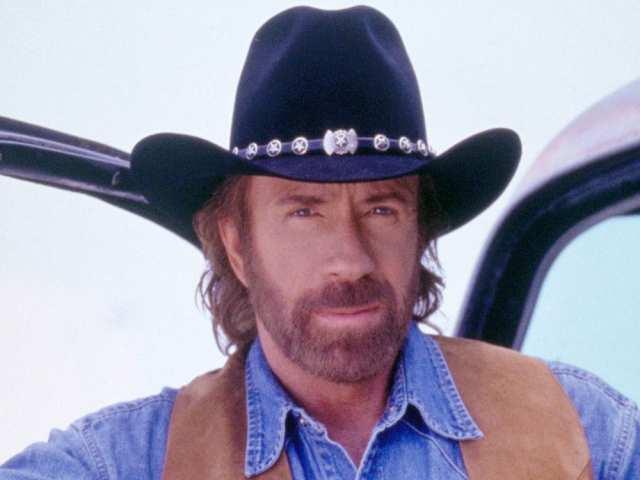 Chuck Norris infarto