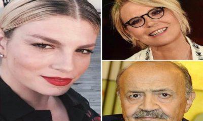 Emma Marrone Maria De Filippi Maurizio Costanzo: retroscena Ibiza