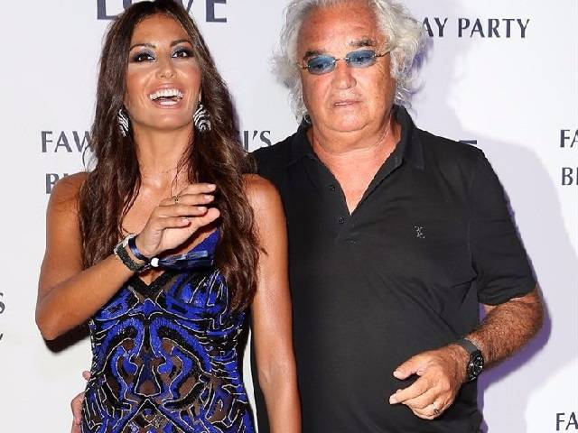 Flavio Briatore lascia Elisabetta Gregoraci per un'altra donna?