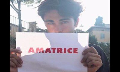 Riccardo Marcuzzo Riki Amatrice