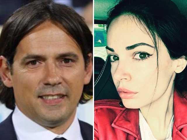 Simone Inzaghi Michela Quattrociocche: gaia eroina