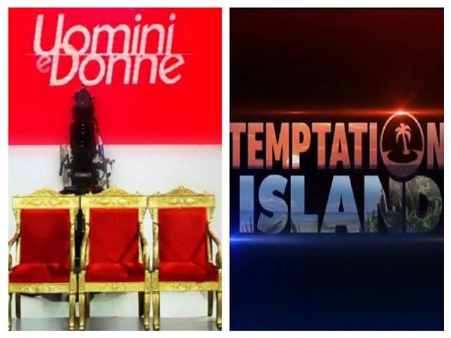 Uomini e Donne nuovi corteggiatori Temptation Island