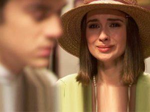 Beatriz dice addio a Matias - Il Segreto