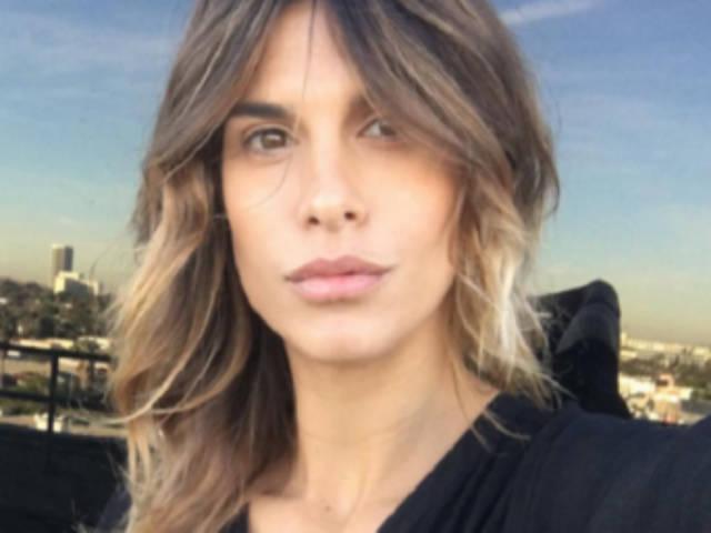 Elisabetta Canalis incinta del secondo figlio