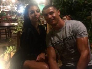 cristiano ronaldo fidanzata