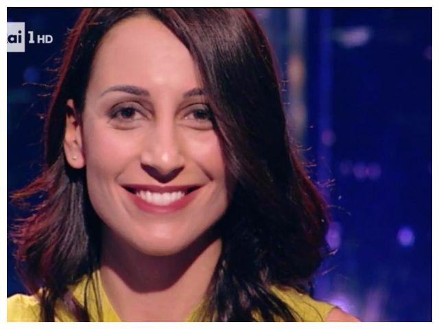 Giorgia Cardinaletti, tg 1