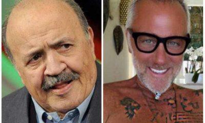 Maurizio Costanzo irritato da Gianluca Vacchi