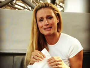 Michelle Hunziker: lo spassoso video Instagram per smentire la bufala