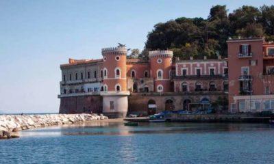 Villa Volpicelli è Palazzo Palladini di Un Posto Al Sole