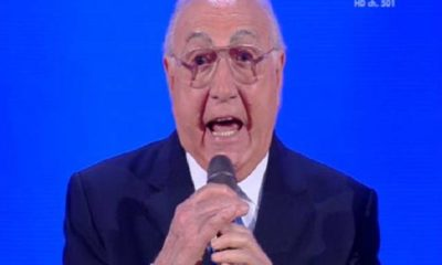 Pippo Baudo quarantena covid