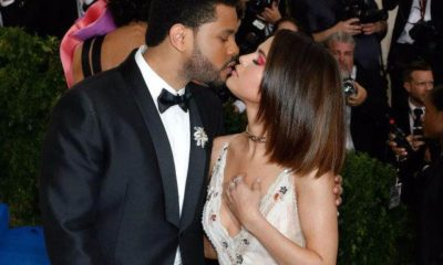 selena gomez e the weeknd la foto a casa