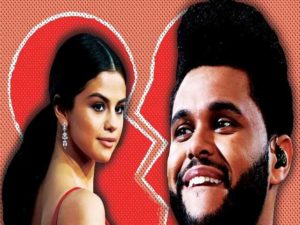 selena gomez the weeknd