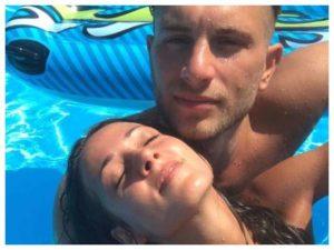 Uomini e Donne Teresa Cilia e Salvatore Di Carlo: vacanze d'amore e di relax