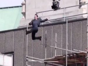 Tom Cruise:incidente per l'attore sul set di Mission Impossible 6