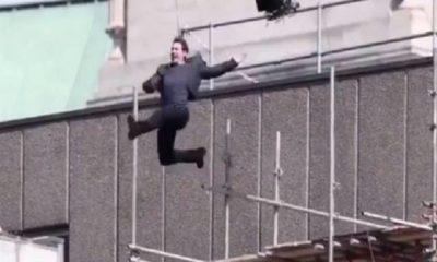 Tom Cruise:incidente per l'attore sul set di Mission Impossible 6