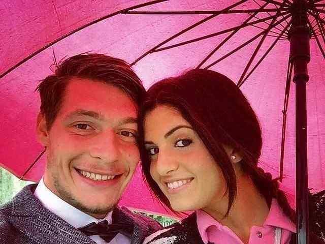 Andrea Belotti Giorgia Duro dopo matrimonio
