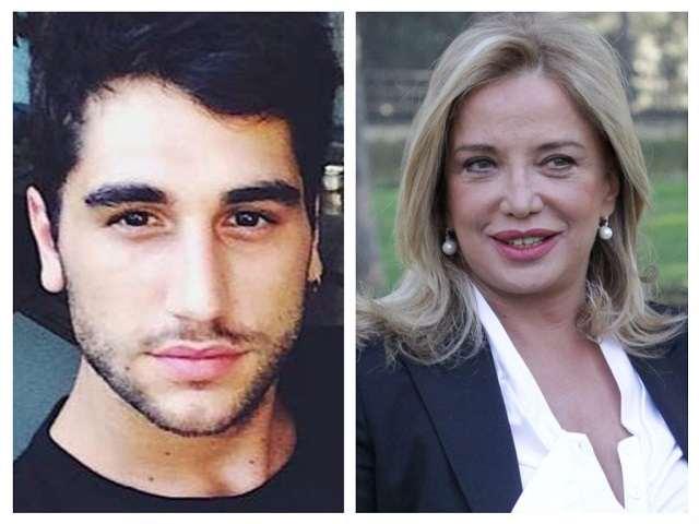 Gli auguri speciali di Andrea Iannone a Belen Rodriguez