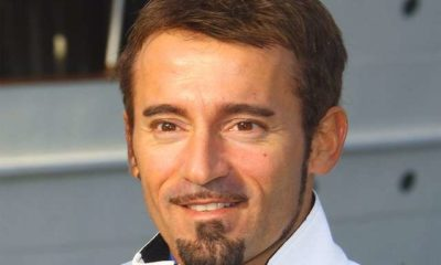 max Biaggi incidente