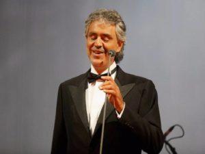 Andrea Bocelli ricoverato