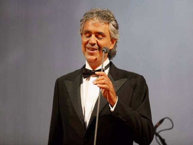Andrea Bocelli direttore artistico festival di sanremo