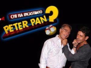 Chi ha incastrato Peter Pan con Bonolis e Laurenti, anticipazioni