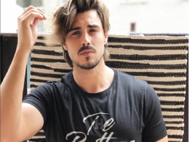 Francesco Monte maglia nera