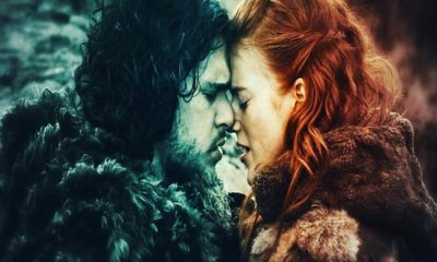 jon snow ygritte game of thrones si sposano