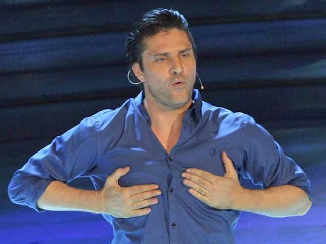 Lorenzo Flaherty camicia blu