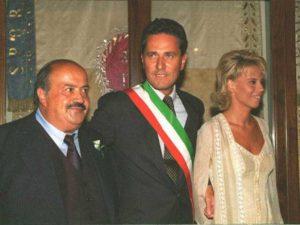 Maria De Filippi e Maurizio Costanzo, foto del matrimonio