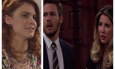 beautiful steffy gelosa di liam e sally