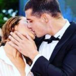 sonia e emanuele bacio