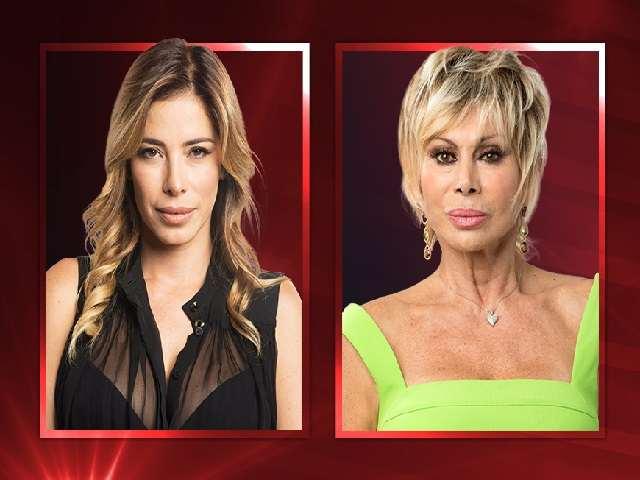 Aida e Carmen Russo chi esce nomination