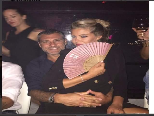 Bobo Vieri e Costanza Caracciolo, prima foto ufficiale insieme