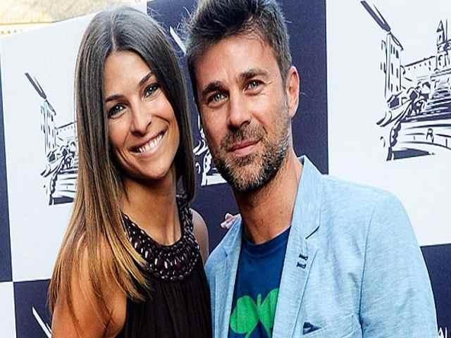 Cristina Chiabotto e Fabio Fulco,