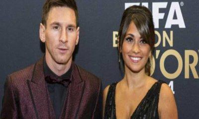 Lionel Messi terzo figlio annuncio