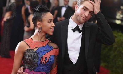 Robert Pattinson e FKA Twigs insieme