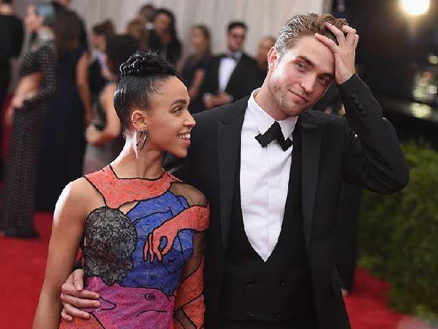 Robert Pattinson e FKA Twigs insieme