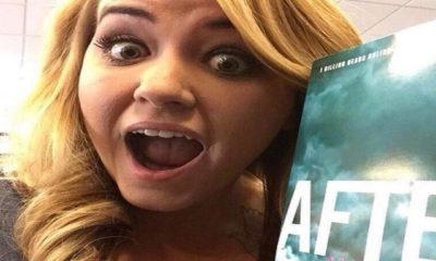 anna todd after selfie