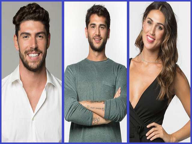 Grande Fratello Vip, Daniele Bossari e Aida Yespica finalisti