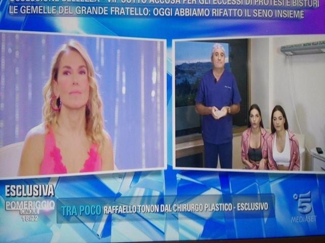 Grande fratello il reality show condotto da alessia marcuzzi - Marca tavolo grande fratello 2017 ...