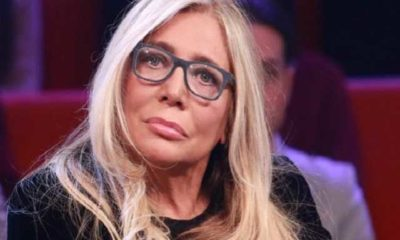 mara venier occhiali da vista