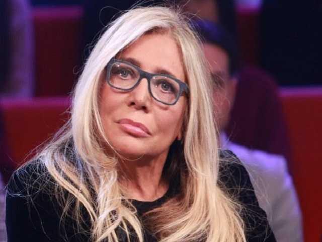 Mara Venier, persi un figlio di Renzo Arbore