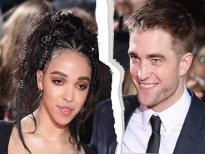 robert pattinson e fka twigs