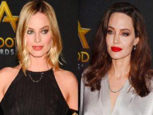 Angelina Jolie snobba Margot Robbie
