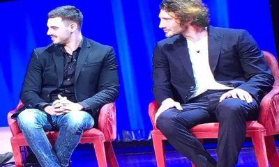 De Martino e Monte al Maurizio Costanzo Show