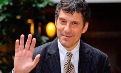 Fabrizio Frizzi cravatta