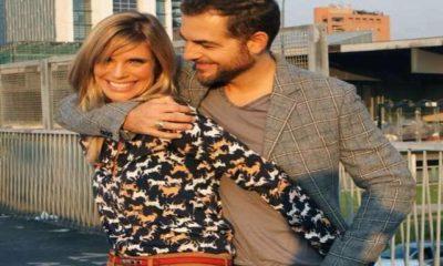 Filippa Lagerback Bossari smile