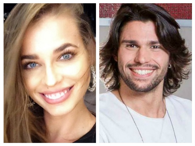 Luca e Ivana sorrisi